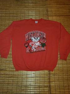 XXL - 1994 Wisconsin Badgers Sweater