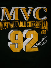 Load image into Gallery viewer, XL - Packers Most Valuable Cheesehead Reggie White Shirt