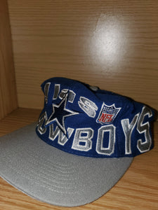 Vintage Apex Dallas Cowboys Hat