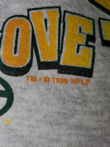 "XL - Vintage 1996 ""I Love Those Packers"" Sweater"