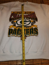 Load image into Gallery viewer, L - Vintage Green Bay Packers Super Bowl Sweater