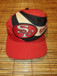 Vintage San Francisco 49ers Hat