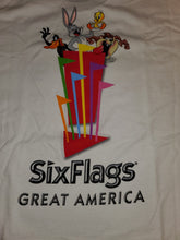Load image into Gallery viewer, XL - Looney Tunes 6 Flags Shirt