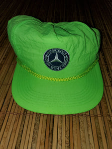 Vintage Mercedes Benz Hat