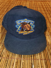 Load image into Gallery viewer, Vintage Corduroy Camel Hat