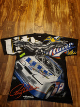 Load image into Gallery viewer, L - Vintage 1996 Dale Earnhardt All Over Print Nascar Shirt