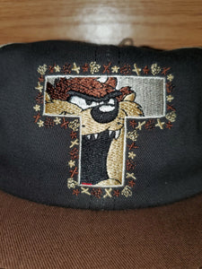 NEW Vintage 1995 Looney Tunes Taz Hat