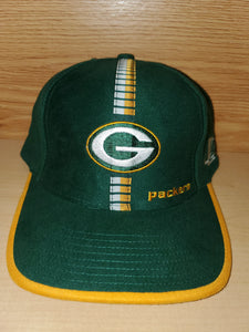 Vintage Packers Logo Athletics Hat