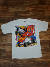 Load image into Gallery viewer, L - Vintage Bill Rose Sprint Car Racing Shirt