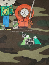 Load image into Gallery viewer, XL - Vintage 1998 South Park Camo Shirt