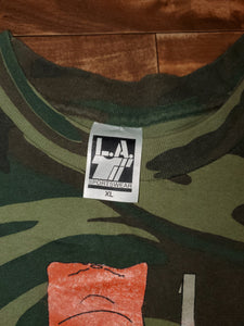 XL - Vintage 1998 South Park Camo Shirt