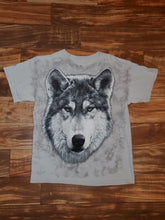 Load image into Gallery viewer, M - 2015 Wolf Liquid Blue Shirt