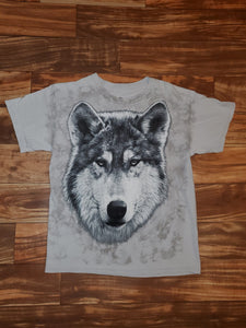M - 2015 Wolf Liquid Blue Shirt