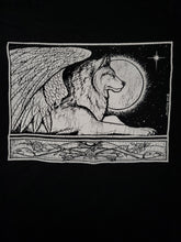Load image into Gallery viewer, XL - Vintage 1989 Wolf Shirt