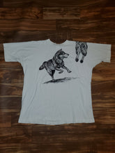Load image into Gallery viewer, XL - Vintage Art Unlimited Wolf Shirt