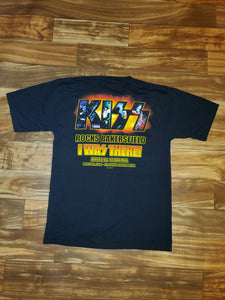 L - Vintage 2000 Kiss I Was There Tour Shirt