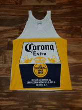 Load image into Gallery viewer, L - Vintage Corona Beer Tank Top Shirt