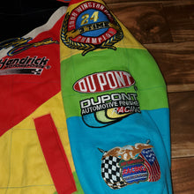 Load image into Gallery viewer, M - Vintage 1998 Jeff Gordon 3 Time Champion Jeff Hamilton Jacket