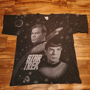XL - Vintage 1994 Star Trek Shirt