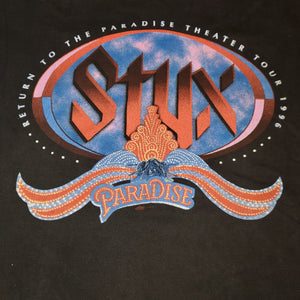 XL - Vintage 1996 Styx Tour Shirt