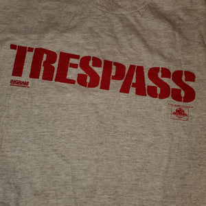 XL - Vintage 1993 Trespass Movie Shirt