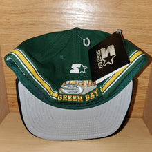 Load image into Gallery viewer, Vintage Packers Velcro Strap Starter Hat