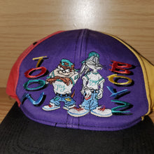 Load image into Gallery viewer, Vintage Looney Tunes Toon Boyz Hat