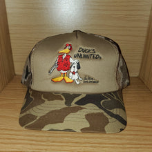 Load image into Gallery viewer, Vintage 1986 Ducks Unlimited Hat