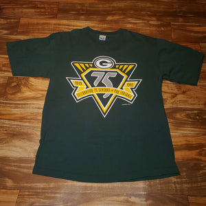 XL - Vintage 1993 Packers 75th Anniversary Shirt