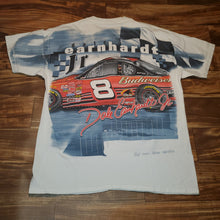 Load image into Gallery viewer, L/XL - Dale Earnhardt Jr All Over Print Nascar Shirt