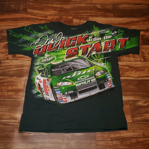 L/XL - Dale Earnhardt Jr Amp Nascar Shirt