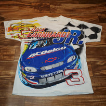 Load image into Gallery viewer, M/L - Vintage 1998 Dale Earnhardt Jr Nascar Shirt