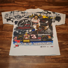 Load image into Gallery viewer, L/XL - Vintage Dale Earnhardt Nascar 25th Anniversary Shirt