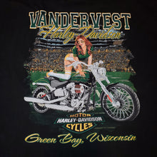 Load image into Gallery viewer, L - Harley Davidson Green Bay WI Shirt