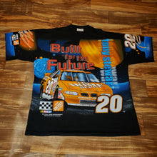 Load image into Gallery viewer, XXL - Vintage Tony Stewart Built For The Future Nascar Shirt