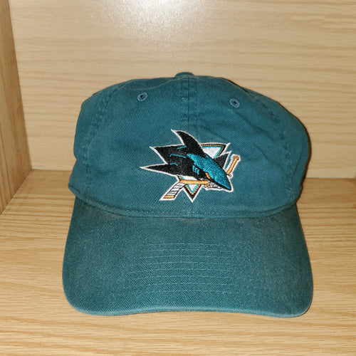 Reebok San Jose Sharks NHL Fitted Hat
