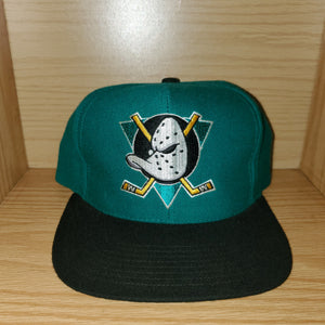 Vintage Rare Might Ducks NHL Hat