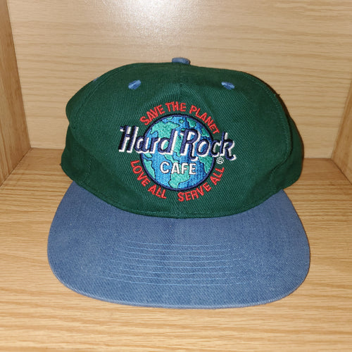 Vintage Hard Rock Cafe Jamaica Hat