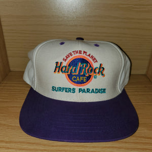 Vintage Hard Rock Cafe Surfers Paradise Hat