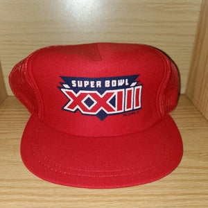 Vintage Super Bowl XXIII Hat