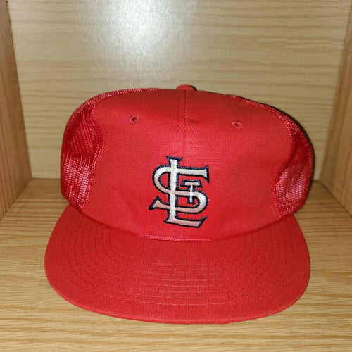 Vintage St Louis Cardinals MLB Trucker Hat