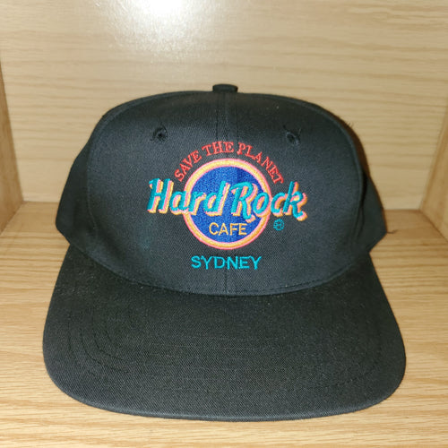 Vintage Hard Rock Cafe Hat