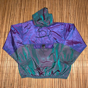 XL/XXL - Vintage Wise Guy Reflective Windbreaker