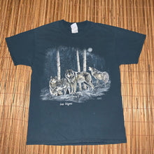 Load image into Gallery viewer, L - Vintage 1995 Wolf Las Vegas Shirt