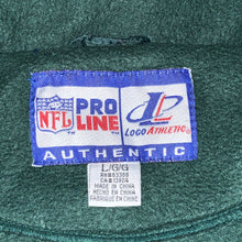 Load image into Gallery viewer, L/XL - Vintage Green Bay Packers 1/4 Zip Fleece