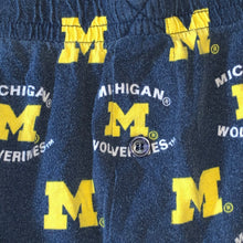 Load image into Gallery viewer, XL - Michigan Wolverines Pajamas