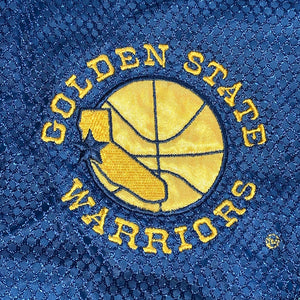 XL - Vintage NBA Golden State Warriors Pro Player Jacket