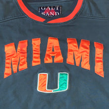 Load image into Gallery viewer, XL - Vintage 90s Miami Hurricanes Sweater