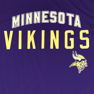 L - Minnesota Vikings NFL Shirt