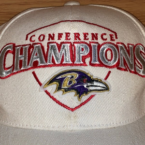 Ravens Super Bowl XXXV Hat